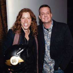 Jamey Fish & Shaun White, BFG Launch Winter X-Games