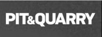 Pit& Quarry_BW logo